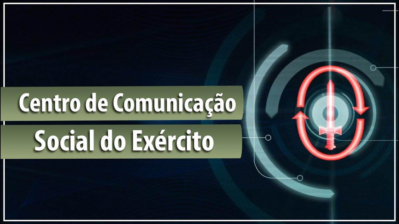 Resultado de imagem para centro de comunicaçao social do exercito