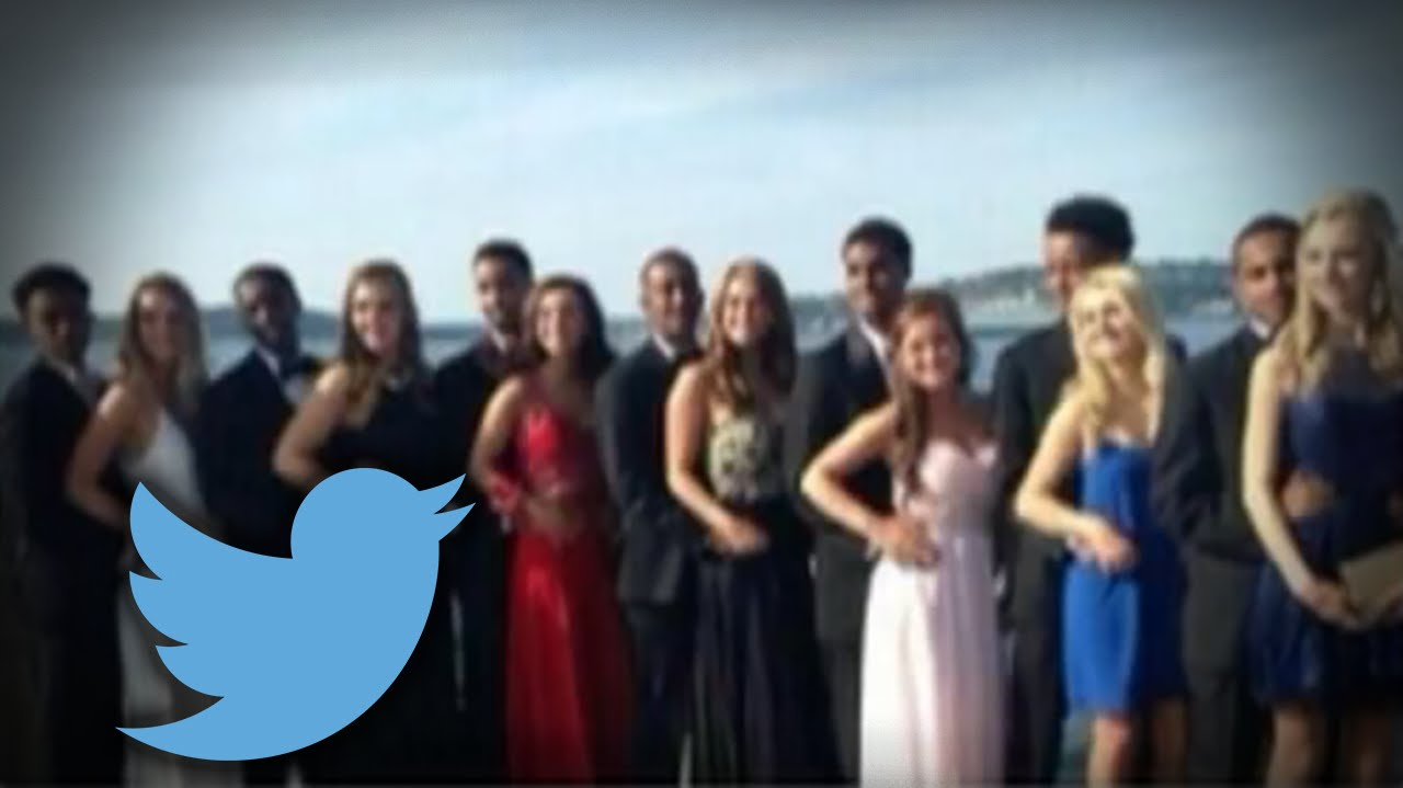 Schools Racist Tweet Of White Girls With Black Guys -7498