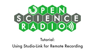 Tutorial: Using Studio Link for Remote Podcast Recording