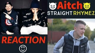 Aitch - Straight Rhymez 1 prod Pezmo @OfficialAitch REACTION