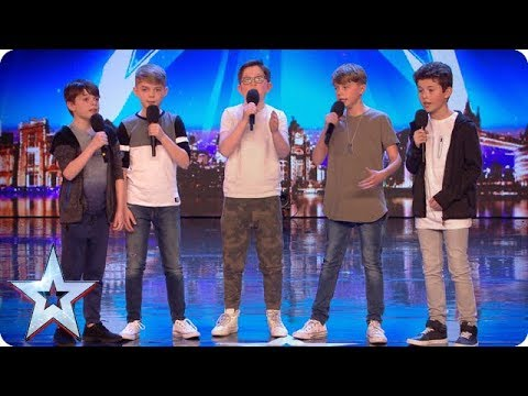 Made Up North bring ELECTRICITY to the stage!   Auditions   BGT 2018