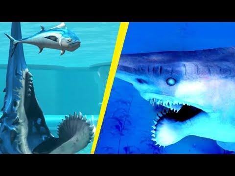 5 Predators More Dangerous Than Megalodon! #2