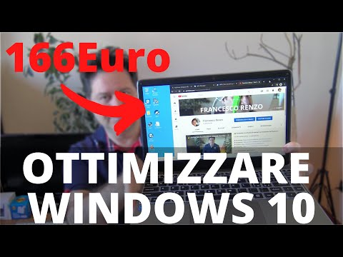 💻 Ottimizzare Windows 10 sul Chuwi Hero Book