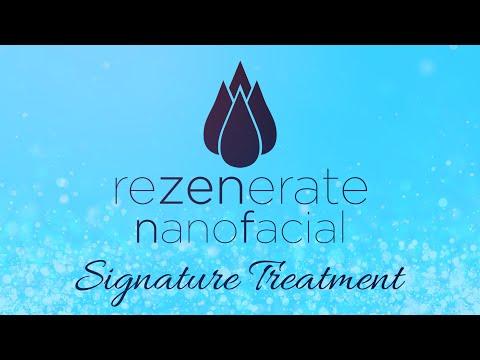 Rezenerate Signature Facial on The Esthetician Connection