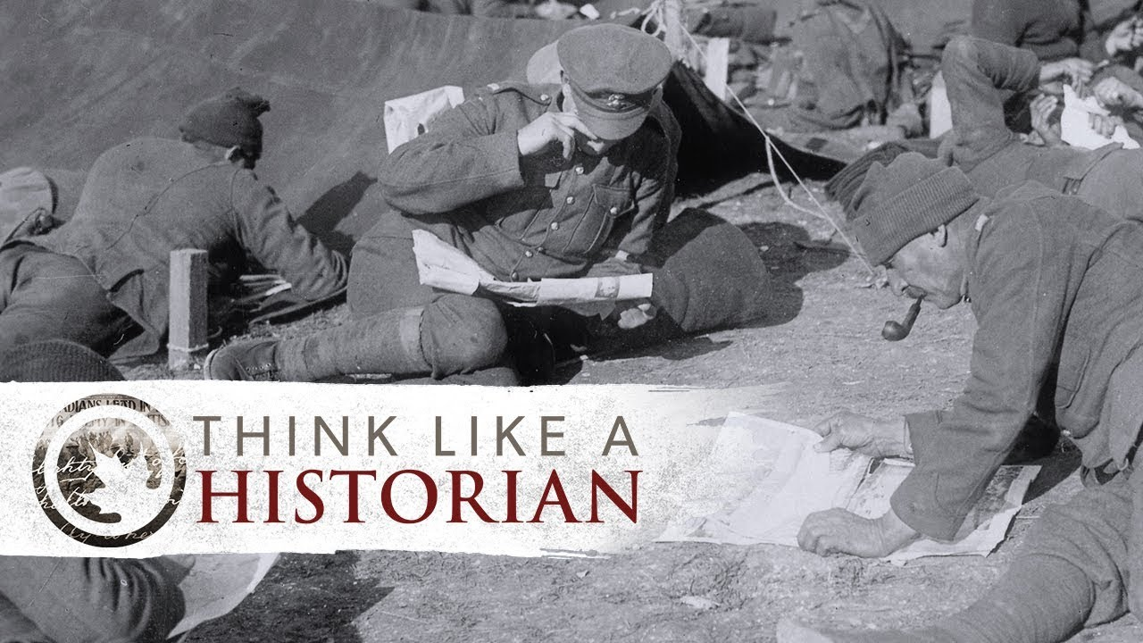 Think Like a Historian : Vimy in Newspapers