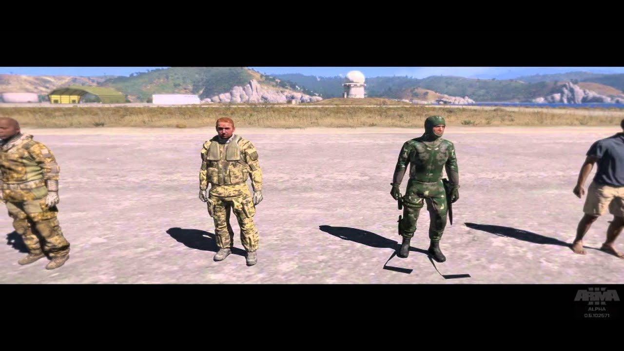 ArmA3 Classnames - no discussions - ARMA 3 - MISSION EDITING