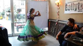 Bollywood dance - Nergis Bilgin - Badi Mushkil/Dola Re