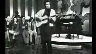 lucio battisti - dio mio no (intro con chitarra)(filmato tv)
