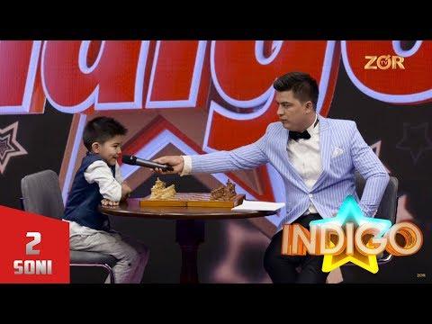 Indigo 2-soni (10.06.2017)