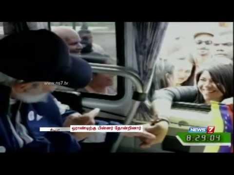 New photos of Fidel Castro in rare public appearance