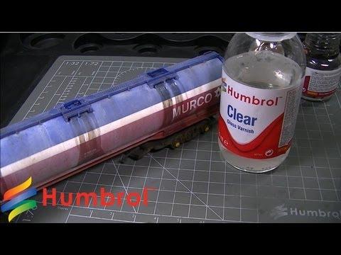 Humbrol - Weathering Powder - Rolling Stock