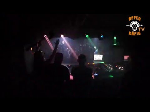 Affenkäfig X-Mas Live Cut Peat Noise 2015