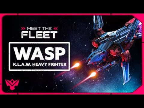 Wasp K.L.A.W. Heavy Fighter
