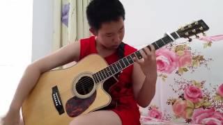 (Conny Berghäll) Revolution - Liu Jiazhuo