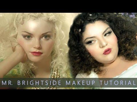 Playing Dress Up  Mr. Brightside ☁️🏹✨ Izabella Miko Hair & Makeup