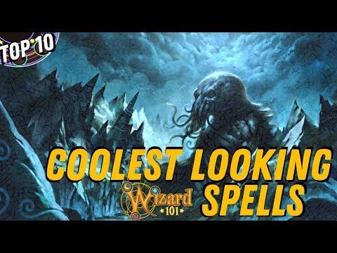 Wizard101: All Fire Spells Level 1-120 (2017) | FunnyCat TV