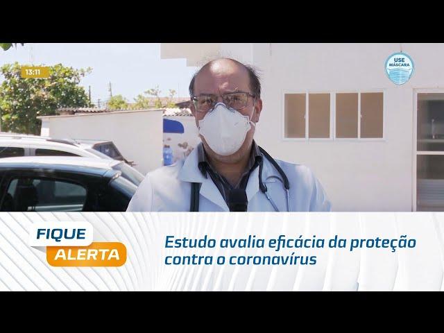 Máscaras: Estudo avalia eficácia da proteção contra o coronavírus