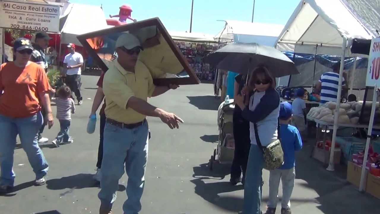 La Pulga De Las Vegas >> Las Vegas Nevada En El Swapmeet De La Calle Pecos
