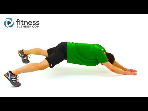HIIT Workout for Endurance and Strength Intense Home Cardio Workout