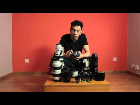A look at Canon lenses (in Arabic)   نظرة على عدسات كانون