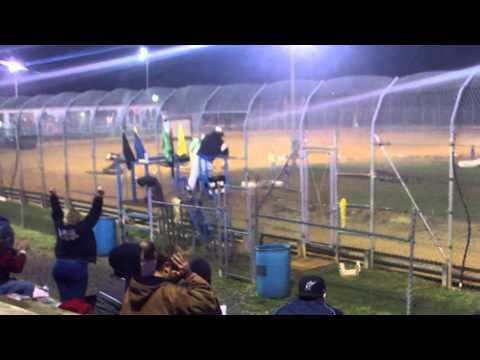 Clyde Martin Speedway 9/13/14 1