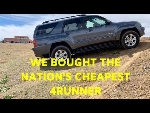 2004 Toyota 4Runner | Read Owner and Expert Reviews, Prices
