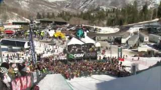 Winter Dew Tour 2010: Simon Dumont vs. Jossi Wells