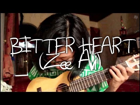 Bitter Heart - Zee Avi - Tika Prasastya Guitalele cover
