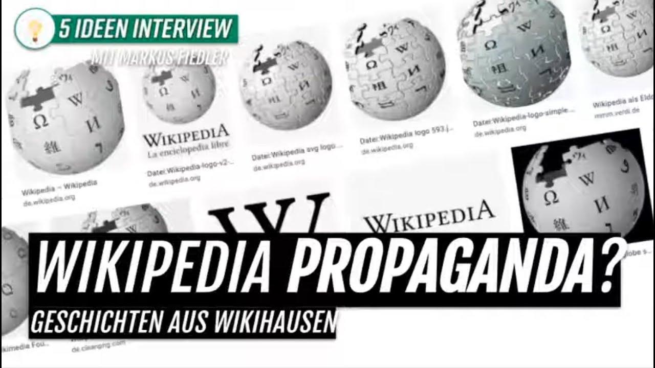 Interview mit Dave Brych zum Thema Wikipedia| Wikihausen präsentiert