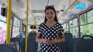 13 жылдан бери троллейбус айдаган Наркүл айым / Таң Шоола / НТС