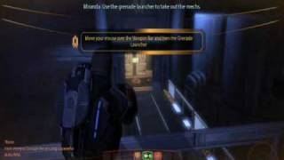 Mass Effect 2 - Mission 1 (Part 1) - Official Gameplay