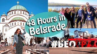 Belgrade Serbia Travel Vlog - Rakija, Kalemegdan & more