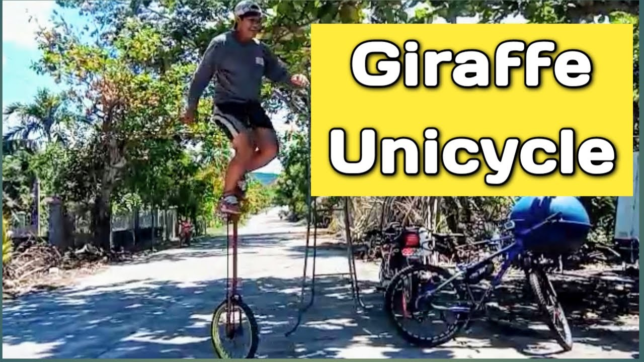 how to make your own unicycle