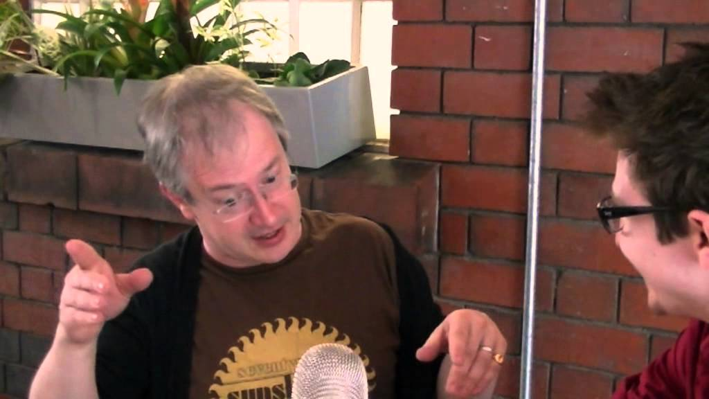 Robin Ince (another Coffee with...)