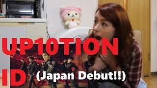 [Solo Reaction] UP10TION『ID(アイディー)』[Kanami]