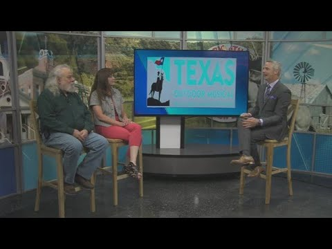 Spend An Evening At TEXAS: The Musical Drama