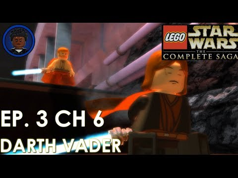 Let's Play LEGO Star Wars The Complete Saga EP. 3 CH. 6 DARTH VADER from YouTube · Duration:  13 minutes 20 seconds