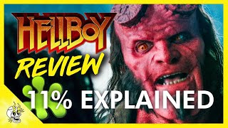 Hellboy Movie Review | Is It Really That Bad? | Flick Connection