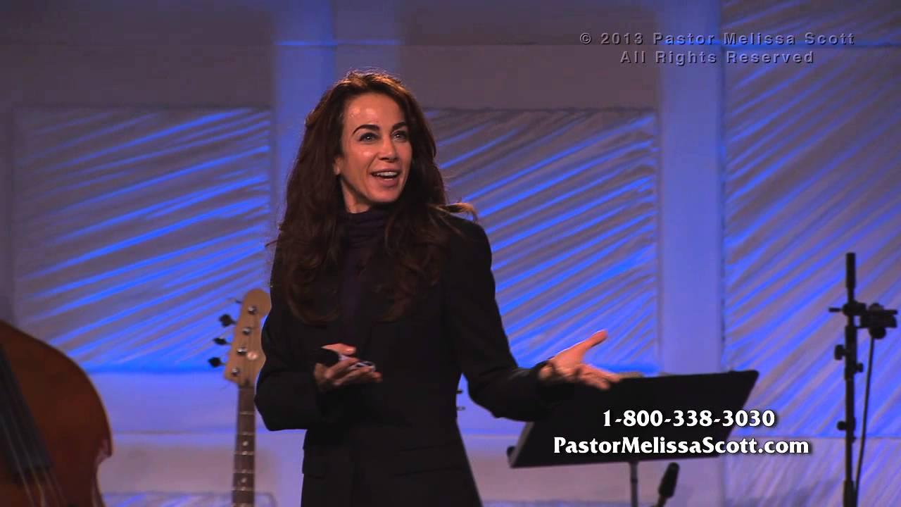 who is pastor melissa scott fucking