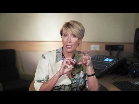 An interview with Emma Thompson,  Narrator of 'Northanger Abbey'