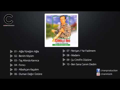 Cimilli İbo  - Ağla Yüreğim Ağla (Official Lyric)
