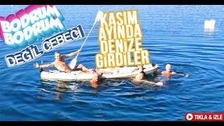 Kasım ayında Karadeniz'e girdiler