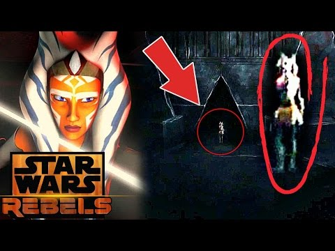 Star Wars Rebels Is Ahsoka Dead