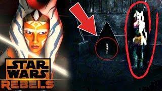 Star Wars Rebels Is Ahsoka Dead