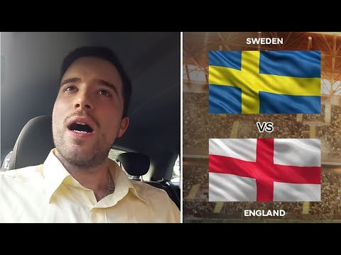 ENGLAND VS SWEDEN PREVIEW | WORLD CUP 2018 QUARTER FINAL | CAN HISTORY BE MADE 22 YEARS LATER?!