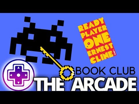 Book Club | Ready Player One by Ernest Cline