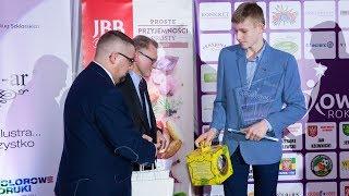 Sportowiec Roku 2017. Nagroda dla Sebastiana Moszczyñskiego