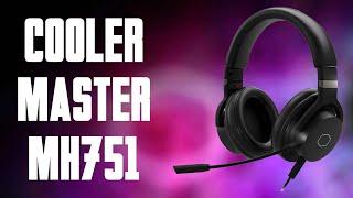 [Cowcot TV] Présentation casque Cooler Master MH 751