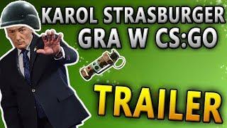 (Trailer, Zapowiedź) Karol Strasburger gra w CS GO ? (Familiada na FFA)