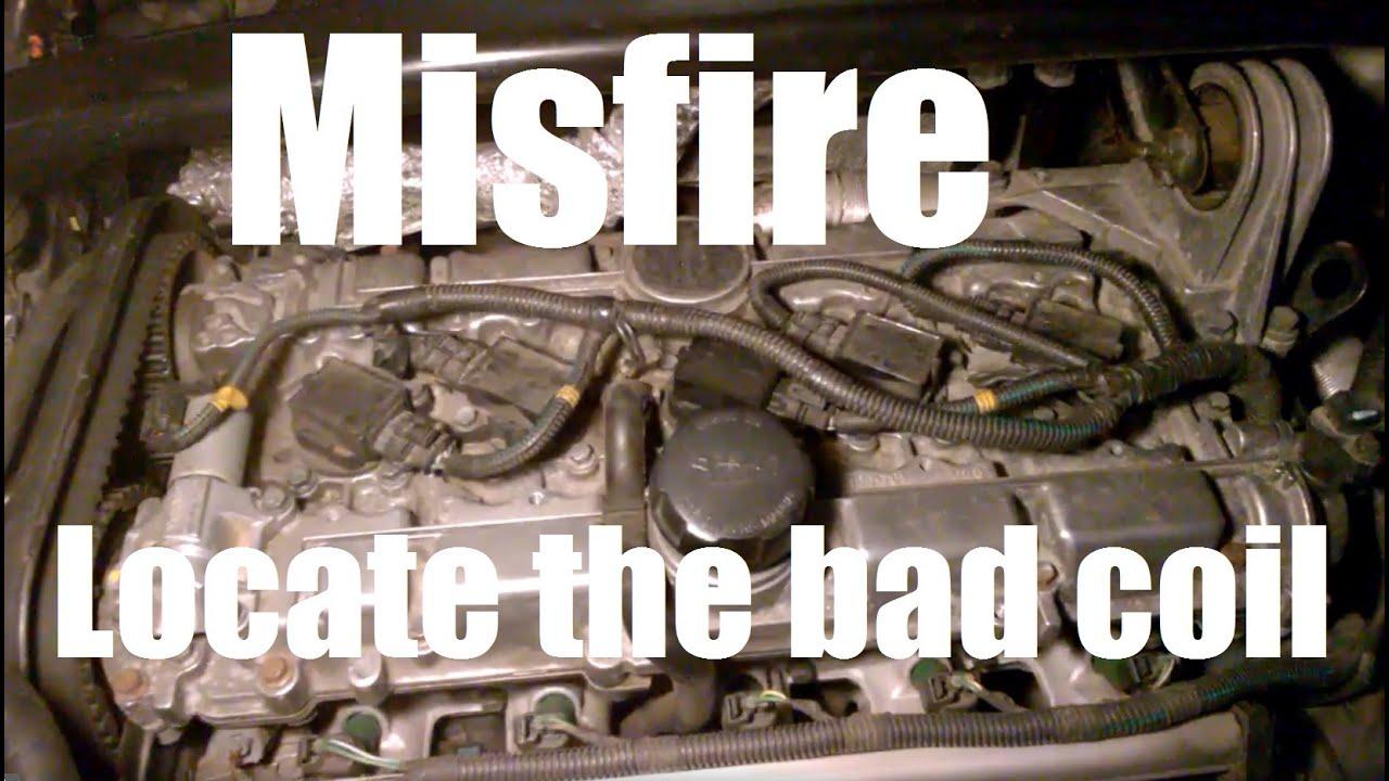 Volvo S60 Misfire Ignition Coil Sudden Failure Youtube 2001 S40 Fuse Diagram